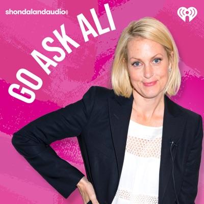 Go Ask Ali:Shondaland Audio and iHeartRadio