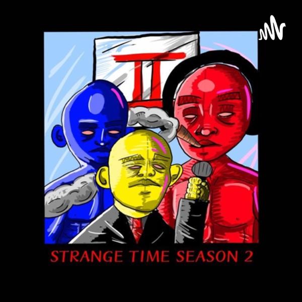 STRANGE TIME Artwork