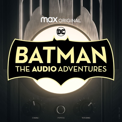 Batman: The Audio Adventures:HBO Max