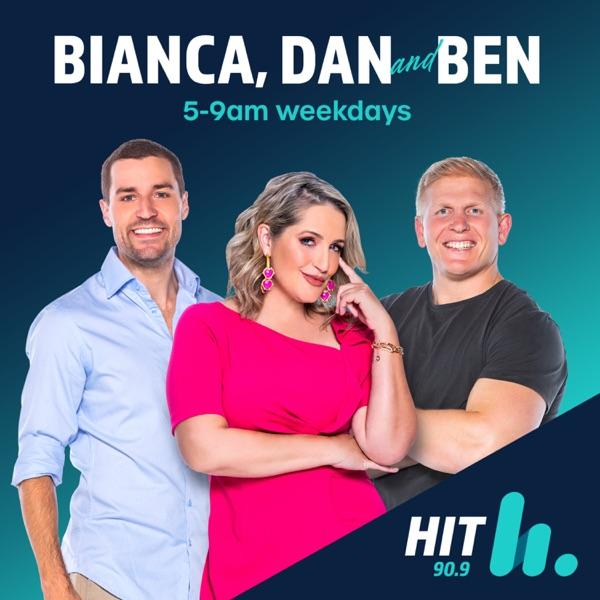 Bianca, Dan & Ben Artwork