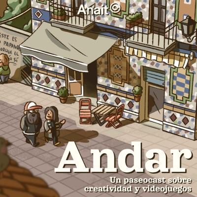 Andar, con Marina González y Jordi de Paco:AnaitGames