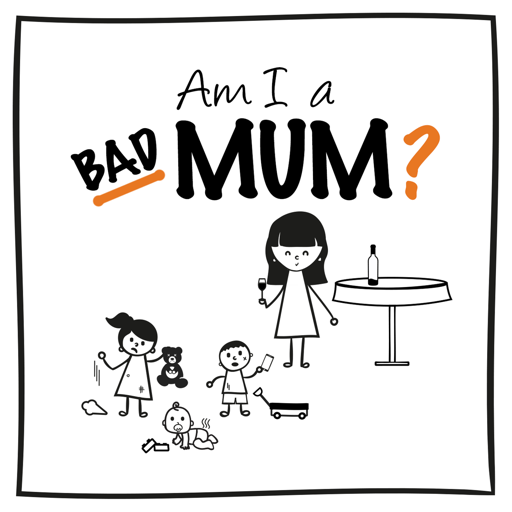 Cover image of Am I A Bad Mum?
