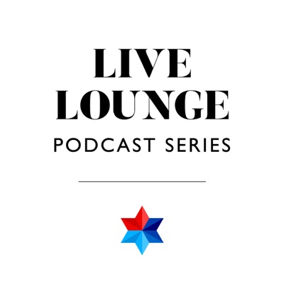 Live Lounge Podcast Series by BritCham Shanghai