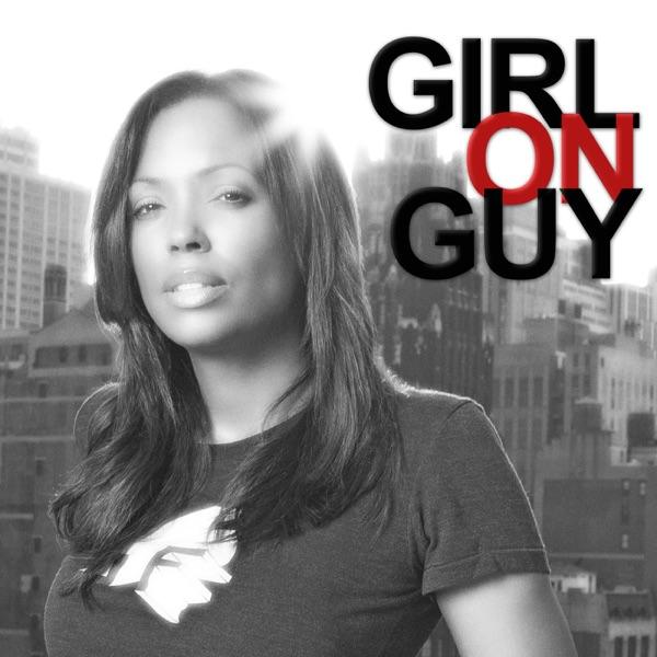 Girl on Guy with Aisha Tyler image