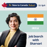 Finding a Job in Canada   Sharvari from India