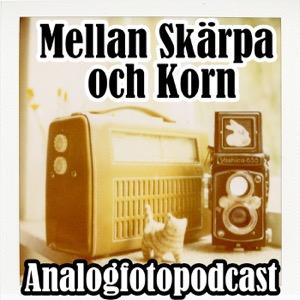 Podcasts – Mellan Skärpa och Korn