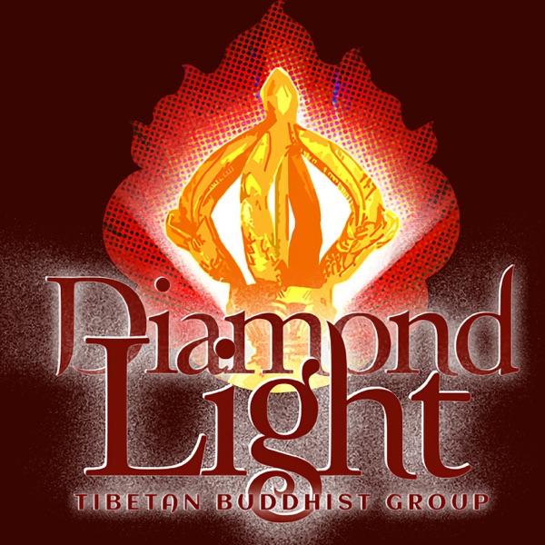 Diamond Light Tibetan Buddhist Group Artwork
