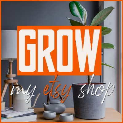 Grow My Etsy Shop:Jered Robinson: Etsy Master