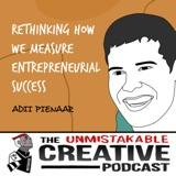 Adii Pienaar | Rethinking How We Measure Entrepreneurial Success