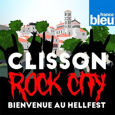 Clisson Rock City:France Bleu