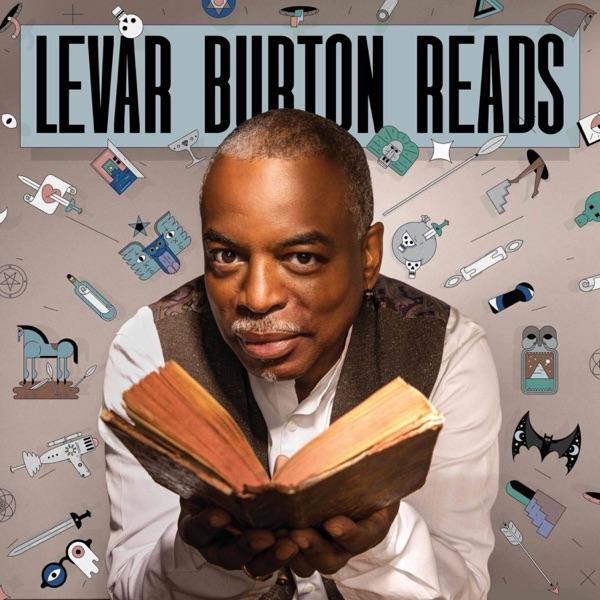 List item LeVar Burton Reads image