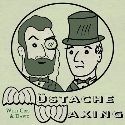 Müstache Waxing with Cris and David