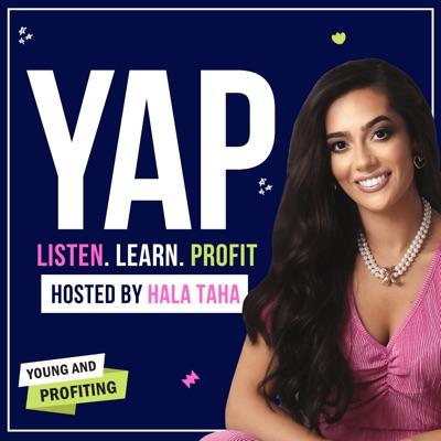 Young and Profiting with Hala Taha:Hala Taha