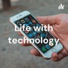 Life with technology artwork