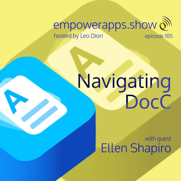Navigating DocC with Ellen Shapiro thumbnail