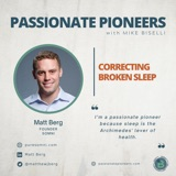 Correcting Broken Sleep with Matt Berg