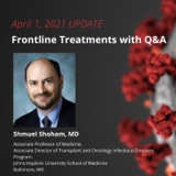 UPDATE 4/1/2021 - Frontline Treatments with Q&A