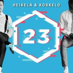 23 minuuttia