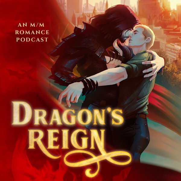 Dragon's Reign: A Gay Fantasy Serial Story image
