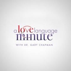 A Love Language Minute