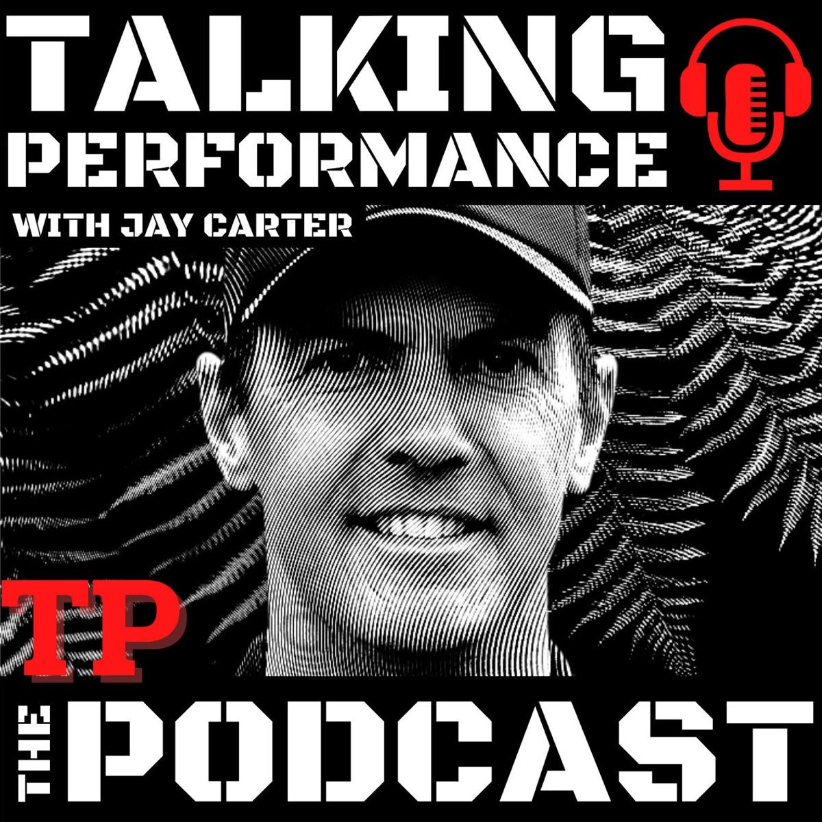 Mark Bennett MBE, Episode 58 - Talking Performance