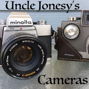 Uncle Jonesy's Cameras
