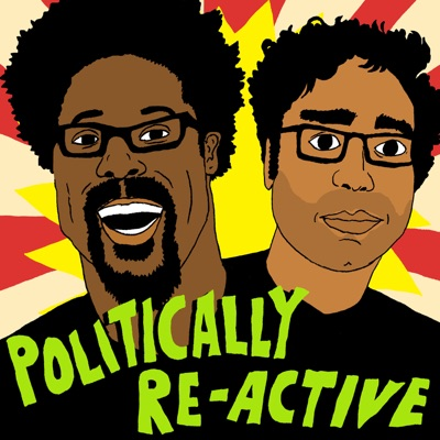 Politically Re-Active with W. Kamau Bell & Hari Kondabolu:Topic Studios