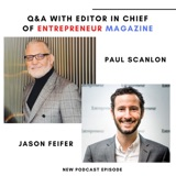 The mind of entrepreneurial leadership - Q&A with Editor In Chief - Jason Feifer
