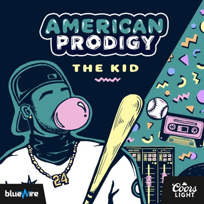 American Prodigy: The Kid:Blue Wire