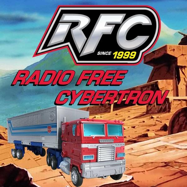 Radio Free Cybertron: The Transformers Podcast Artwork