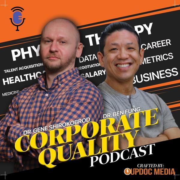 Corporate Quality Podcast Artwork