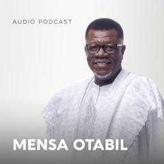 Mensa Otabil Audio Podcast