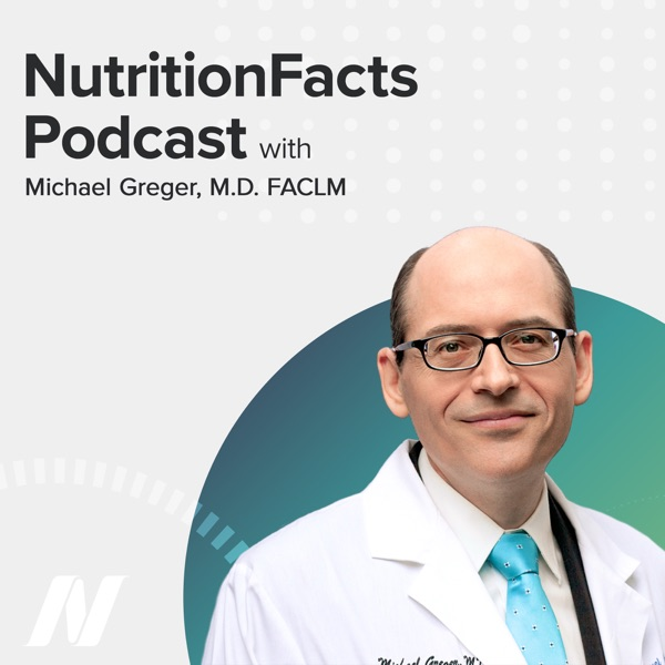 Nutrition Facts with Dr. Greger image