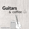 Guitars & coffee artwork