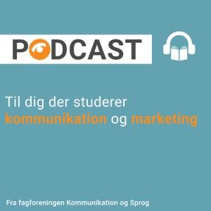 Kommunikations- og marketingstuderende