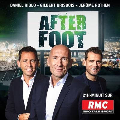 Le Top de L'After foot:RMC