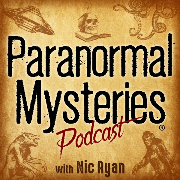 Paranormal Mysteries Podcast image