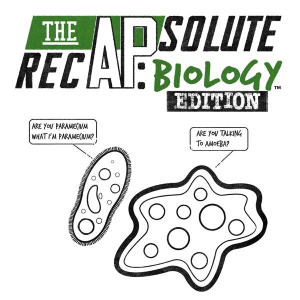 The APsolute RecAP: Biology Edition Artwork