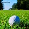 Retirement Golfer artwork