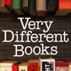Very Different Books artwork