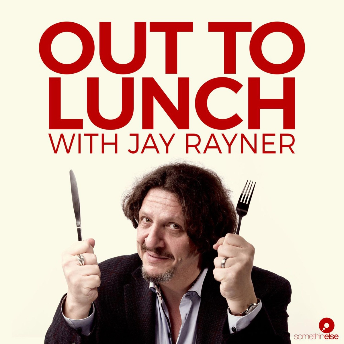 Out To Lunch with Jay Rayner