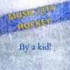 Music City Hockey - by a kid! artwork