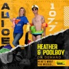 Heather and Poolboy - HERE'S WHAT YOU MISSED! artwork