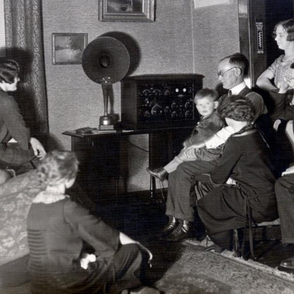 Harold's Old Time Radio Artwork