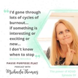 The power of ADHD, with Michelle Minnikin