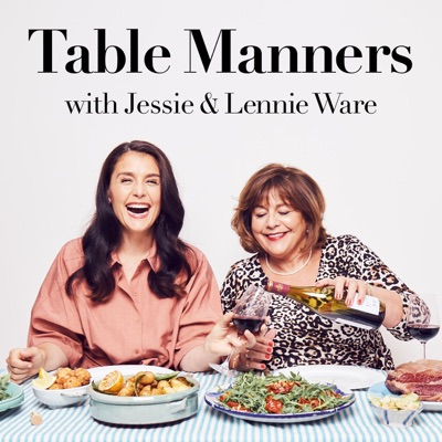 Table Manners with Jessie and Lennie Ware:Jessie Ware