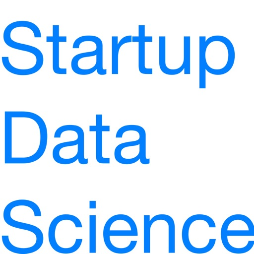 Cover image of Startup Data Science