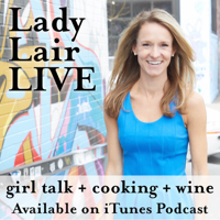 Lady Lair LIVE podcast