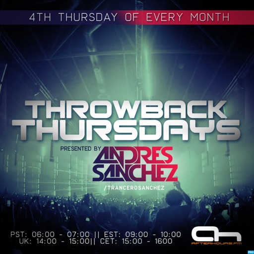Cover image of Throwback Thursdays