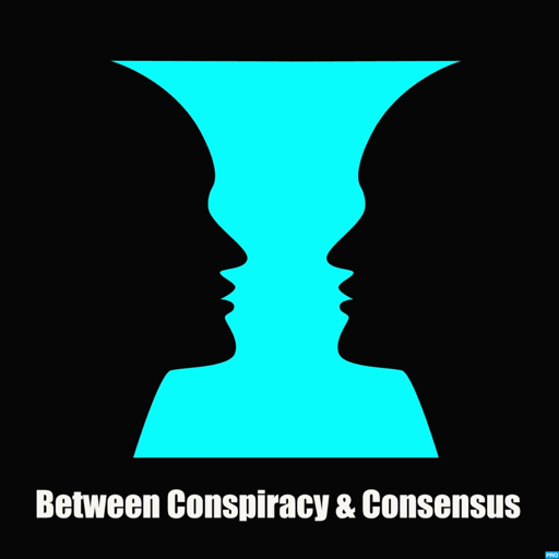 Cover image of Between Consensus & Conspiracy